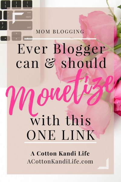 How to Monetize your Blog. Every Blogger Can & Should use this Referral Link to Monetize. Referral Programs. Monetizing your Blog.