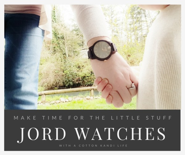 Make time for the Little Stuff with Jord Watches. Mother's Day Giveaway