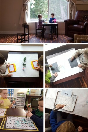 How to set up your Home School Classroom for Pre-K Kids. Homeschool Preschool. Home Classroom. Home School Organizing. Educational Gifts for Kids. How to make a home classroom. Preschool Classroom Ideas. Classroom Organizing. Home School Organizing. Must Haves. Top Home School Ideas. Home School Desks. Deshs for kids. How to Home School. Teaching Table