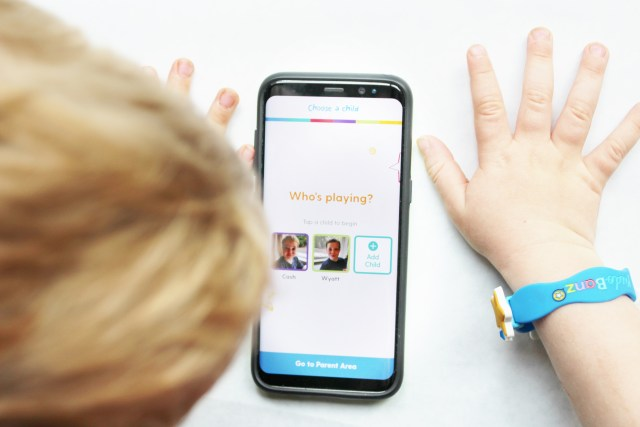 Kudo Banz. A Positive Behavior Support System for kids and parents using Kudo Charm bracelets. Kids earn Kudos and then get to scan them on a smart phone App for a spin on the rewards wheel. Behavioral systems for kids