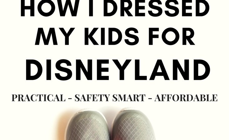 How I dressed my kids for Disneyland. How to Dress Kids for Disneyland. Shoes to wear to Disneyland. What to Wear to Disneyland for Kids. Cheap Disney CLothes for Kids. Kids Outfits for Disneyland. Tips on Traveling with Kids. Safety Advice for Parents.