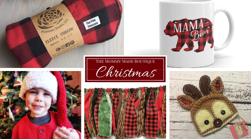 Shop Christmas from The Mommy Made Boutique