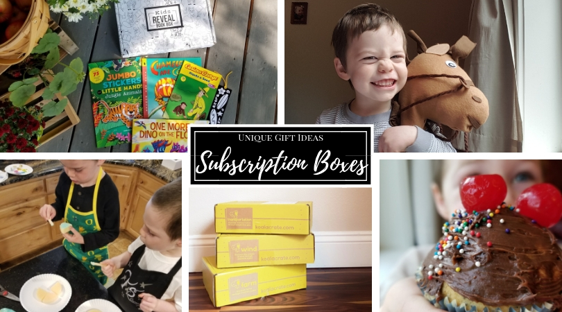 Subscription Boxes for Kids | Unique Gift Ideas