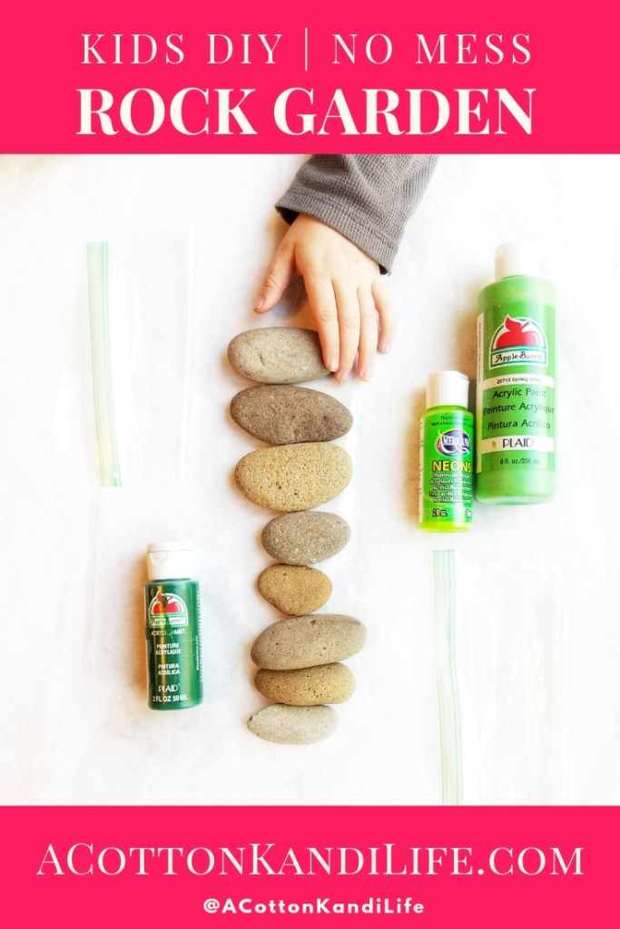 Kids DIY Rock Garden Project. Tell Dad He ROCKS! for Father's Day this year. This Handmade Appreciation gift is Cheap, Easy and Fun to make with the kids. Make a DIY Rock Garden for Mother's Day Gifts, Father's Day Gifts and even Teacher Appreciation Gifts. Plus, you're making Cactus Home Decor, so that's a win-win!