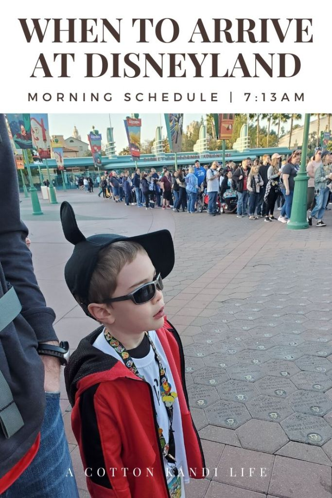 How long are the Disneyland lines in the Morning? Is the Street Entrance shorter? *** Good Morning Disneyland! In this post I'm covering everything you need to know about your to Disneyland Morning Schedule. I'm sharing our morning tips and tricks without a Magic Morning or Extra Magic Hour. I also give a little peek into our Rise of the Resistance experience. This is our Real Day Schedule with 5 People.