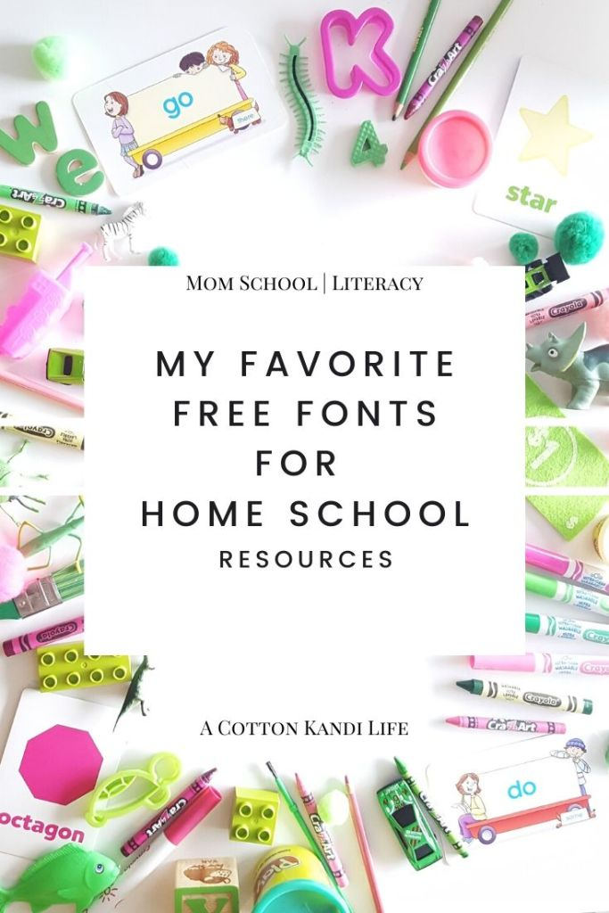 Find all of my favorite Free Fonts for your Homeschool Classroom. Create worksheets, charts, Lesson Plans and more with these kid friendly fonts. . Homeschool Classroom Organizing. Classroom Labels and Charts. Free Downloads. Free Fonts for Teachers. Lesson Plans for Handwriting