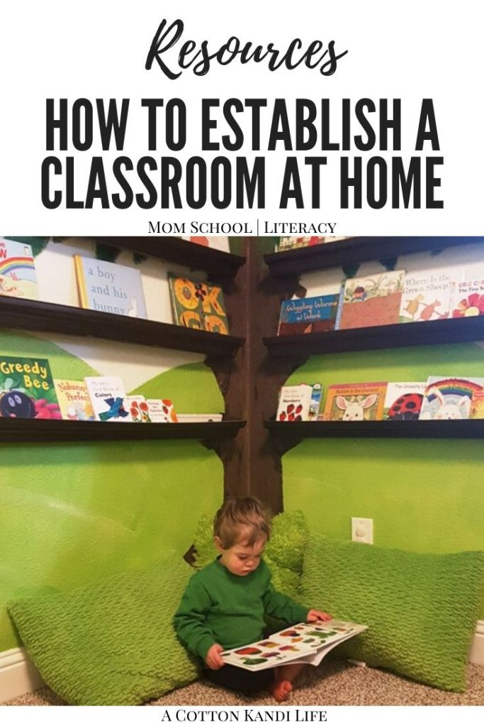 Organizing a Homeschool Classroom is a fun and exhausting task. You must identify Where you'll teach, how you'll teach and when you'll teach it. The What comes later. In this post I'm sharing how I built our Preschool Classroom around 3 Prepared Environments.  * Classroom Setup, Organizing, Kindergarten Classroom. Small Learning Spaces for Homeschool.