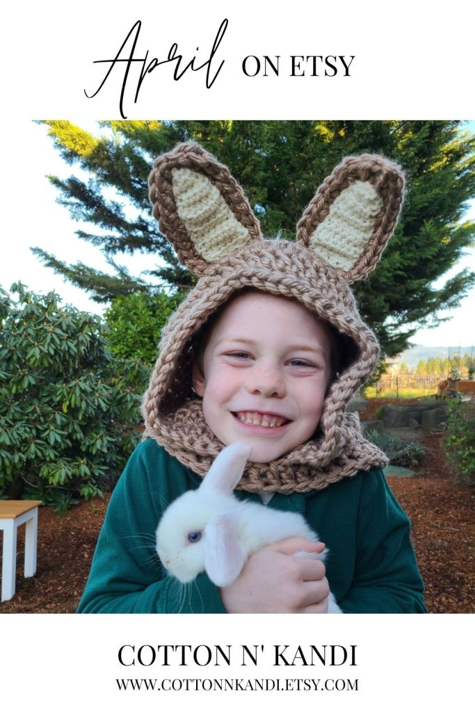 I can't get enough of this face! Precious Easter Bunny Character Hoods are the perfect Easter Basket Gift, or really anytime in the Spring.  . Shop Here: https://www.etsy.com/listing/557883446/hooded-scarf-bunny-family-costumes?ref=shop_home_feat_1&pro=1 . #cottonnkandi #easteriscoming #easterbunny #springtrends #springtrend #springfashion #etsyhandmade #etsysellersofinstagram #etsyfind #etsygifts #etsyhunter #etsysellers #etsysale #etsyforall #etsyusa #shopetsy #etsyfinds #etsyshopowner #craftsposure #toddlerfashion #etsystore #creativelifehappylife #makersvillage #makersmovement #supporthandmade #calledtobecreative #favehandmade #etsylove #creativepreneur #shophandmade