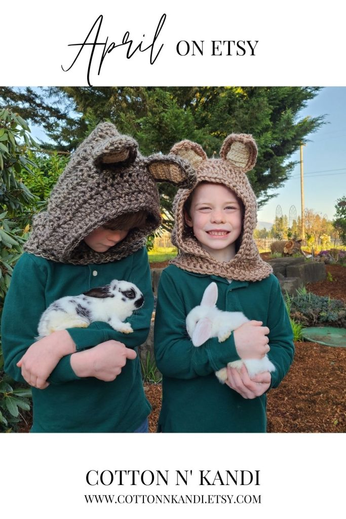 Perfect for a little outdoor fun in the Spring wind, Bunny Hoods literally have your ears covered ;) . Shop Here: https://www.etsy.com/listing/557883446/hooded-scarf-bunny-family-costumes?ref=shop_home_feat_1&pro=1 . #cottonnkandi #easteriscoming #easterbunny #springtrends #springtrend #springfashion #etsyhandmade #etsysellersofinstagram #etsyfind #etsygifts #etsyhunter #etsysellers #etsysale #etsyforall #etsyusa #shopetsy #etsyfinds #etsyshopowner #craftsposure #toddlerfashion #etsystore #creativelifehappylife #makersvillage #makersmovement #supporthandmade #calledtobecreative #favehandmade #etsylove #creativepreneur #shophandmade