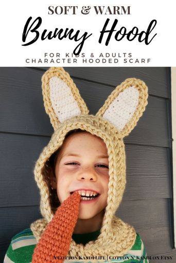 The cutest little Bunny around! We're hoppy to share our Bunny Character Hoods over on Etsy, just in time for Easter.  . Shop Here: https://www.etsy.com/listing/557883446/hooded-scarf-bunny-family-costumes?ref=shop_home_feat_1&pro=1 . #cottonnkandi #easteriscoming #easterbunny #springtrends #springtrend #springfashion #etsyhandmade #etsysellersofinstagram #etsyfind #etsygifts #etsyhunter #etsysellers #etsysale #etsyforall #etsyusa #shopetsy #etsyfinds #etsyshopowner #craftsposure #toddlerfashion #etsystore #creativelifehappylife #makersvillage #makersmovement #supporthandmade #calledtobecreative #favehandmade #etsylove #creativepreneur #shophandmade