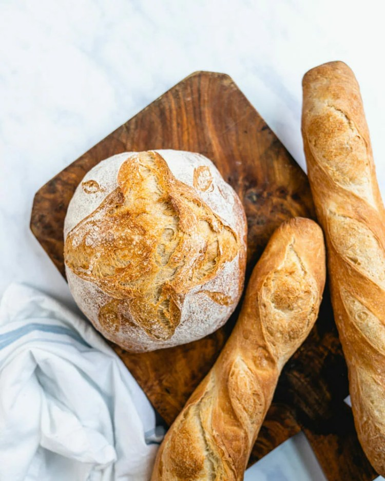 How to make a baguette