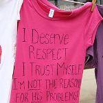 I deserve respect