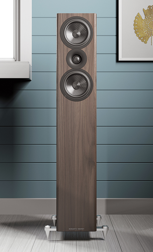 Acoustic Energy AE509 (Walnut)