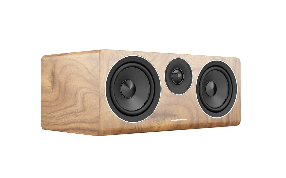 AE107 Centre (Walnut, No Grille)