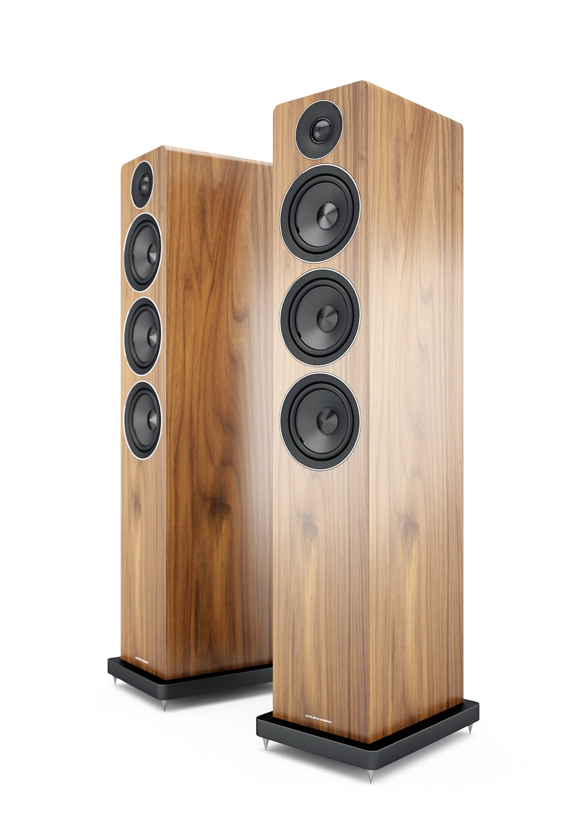 AE120 (Walnut, No Grille)