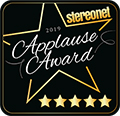 Stereonet Applause Award for the AE500