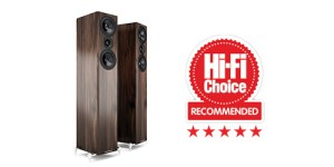 Acoustic Energy AE509 5 Stars / Recommended from HiFi Choice magazine