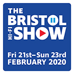See Us At The Bristol Hi-Fi Show - February 2020