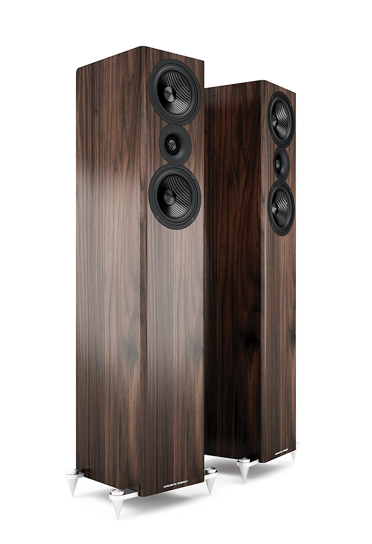 Acoustic Energy AE509 (Walnut)