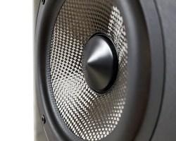 Acoustic Energy 125mm carbon fibre cones