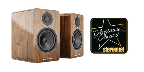 Acoustic Energy AE1 Active gains an Applause Award from Stereonet