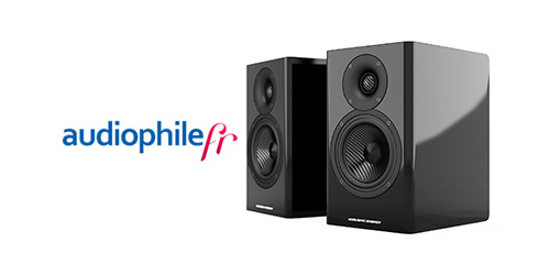 AE500 reviewed by Audiophile.fr
