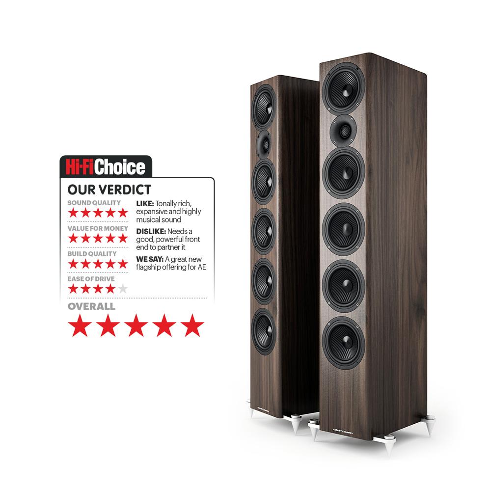 AE520 Review in HiFi Choice