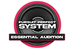 Persuit Perfect system AE500 Essential Audition award