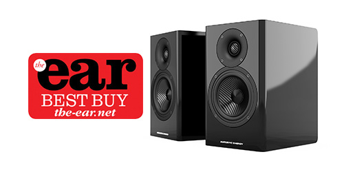 Acoustic Energy awarded Best Buy for the AE500 from The Ear