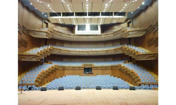 Большой зрительный зал Областной филармонии (Пенза ...