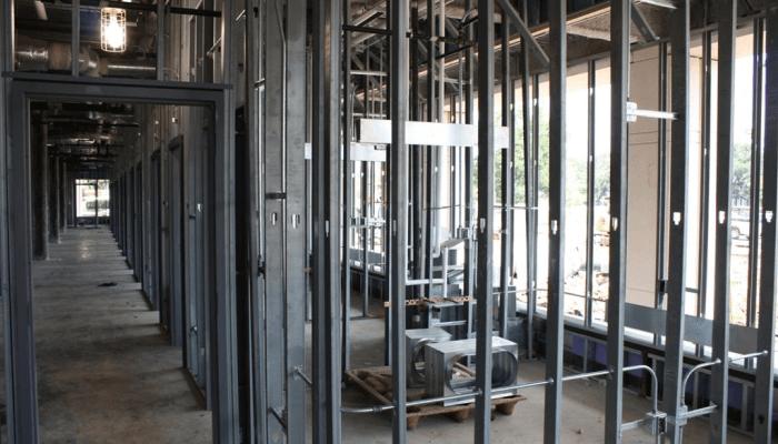 Drywall and Metal Framing