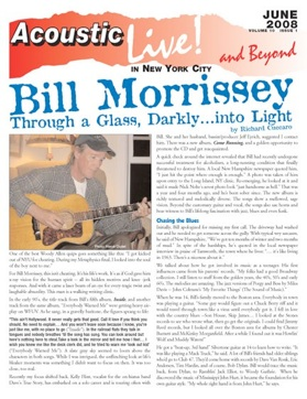 Bill Morrissey November 25 1951 July 23 2011 Diviner Of Truth Collector Of Souls By Richard