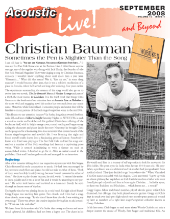 Christian Bauman Sometimes The Pen Is Mightier Than The