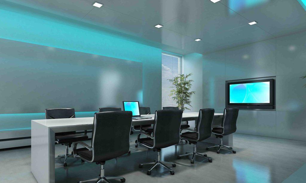 AV Installation - Office and Boardroom