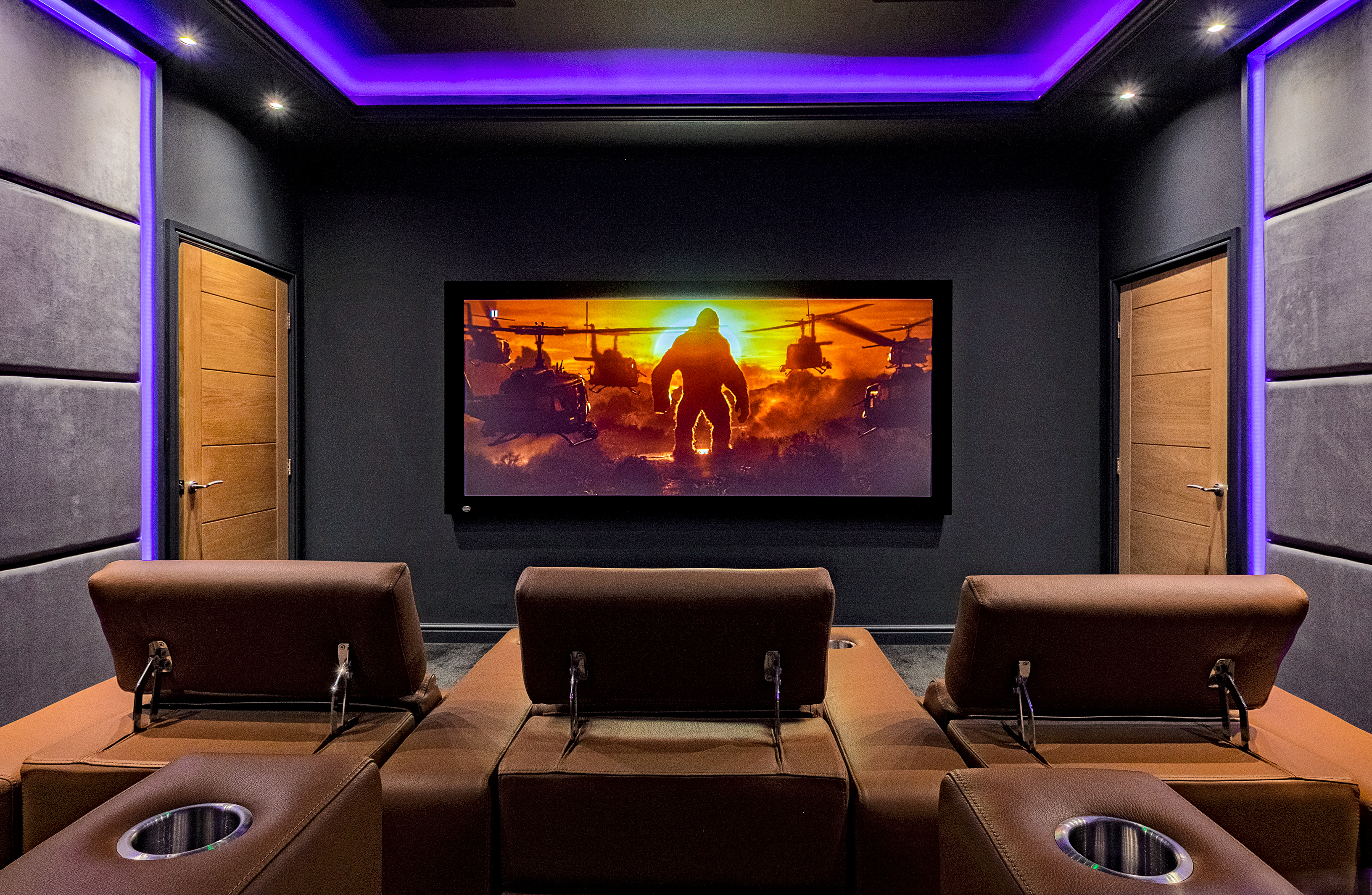 Creating A Home Cinema Room Cost Ideas Budget Size Design Install