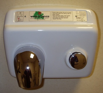 hand dryer noise levels