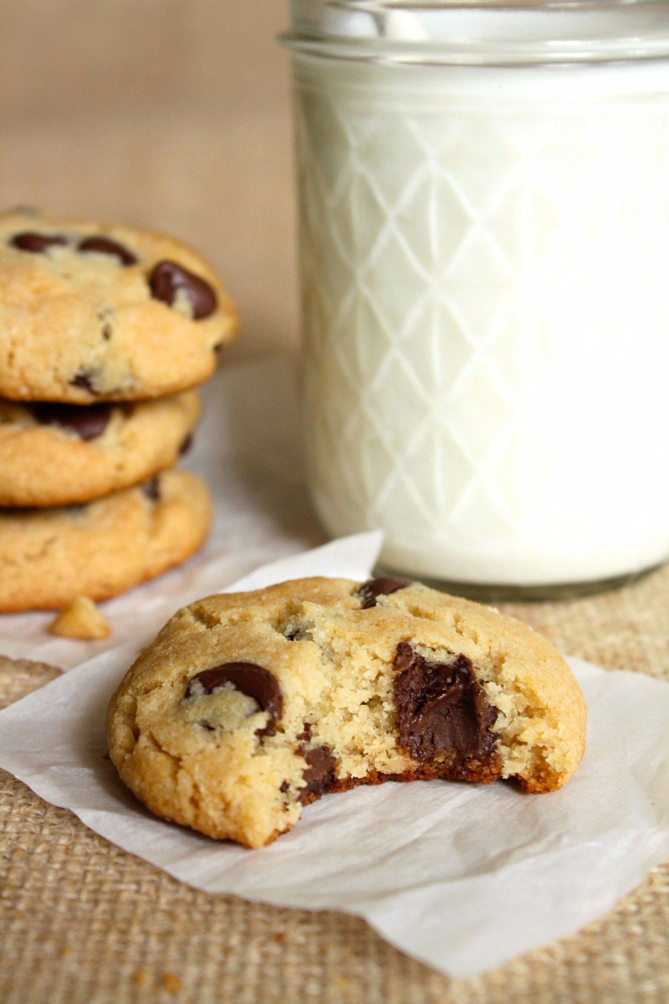 Biscoito Chocolate Chips Low Carb, Sem Lactose e sem Açúcar! Para tudo e vai fazer agora!
