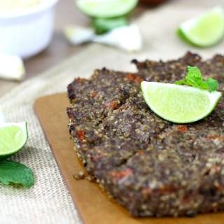 Quibe de Quinoa (Low Carb)