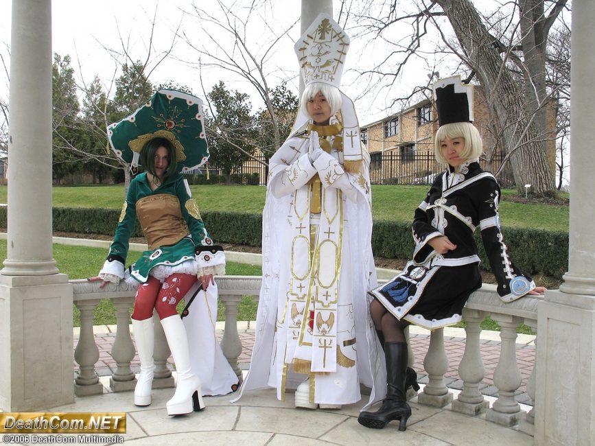 Ion, Seth, Pope