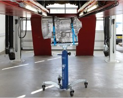 Commercial Transmission Jack AC Hydraulic VLT12