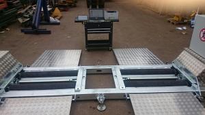 portable commercial brake tester