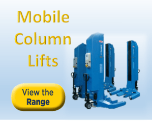 commercial garage equipment mobile column lifts