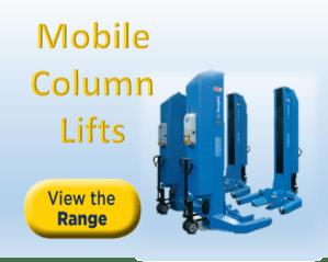 commercial garage equipment mobile column lifts