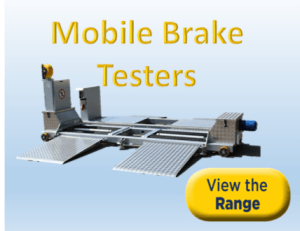 mobile brake tester