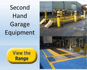 second hand garage equipment