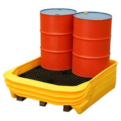 pallet converter 4 drum