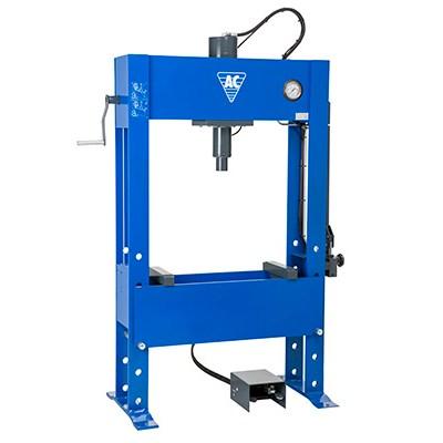 100 tonne press