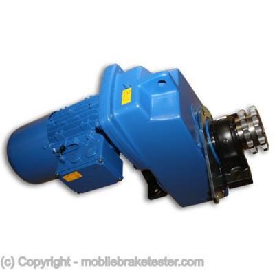 Mobile Brake Tester Motor Gearbox AC115096