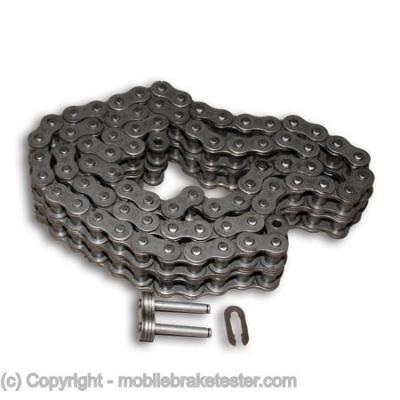Brake tester chain for BM20200 mobile brake tester