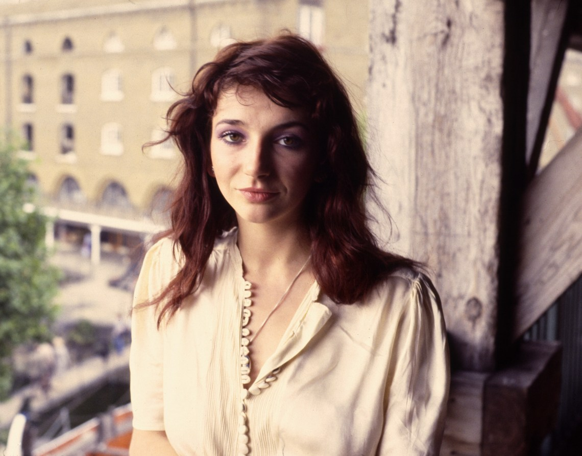 Looking Back at the Enduring Sound of Kate Bush – Theogony